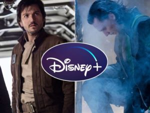 The Geeks OUT Podcast: Going Rogue with Disney+