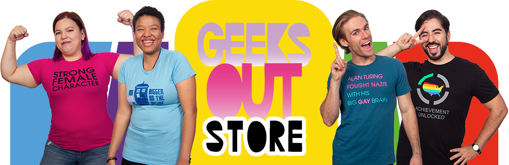Geeks OUT Store