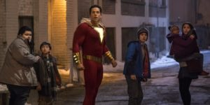 The Geeks OUT Podcast: Finding Your Family w/ Shazam!