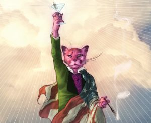 Review: Exit Stage Left: The Snagglepuss Chronicles #1