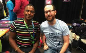 The Geeks OUT Podcast: NYCC Interview w/ Olivier Coipel