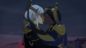 Themes of Revolution in The Dragon Prince