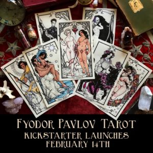 Fyodor Pavlov's Tarot - A Deck for the Queer Oracle