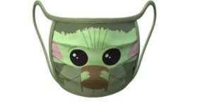 The Geeks OUT Podcast: Baby Yoda is Mask4Mask