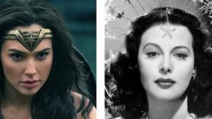 The Geeks OUT Podcast: Hedy Lamarr is a Wonder Woman