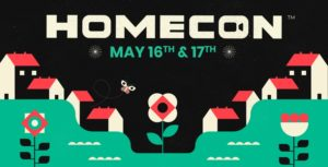 Homecon Returns This Weekend!