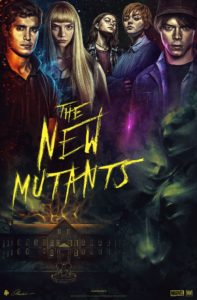 The Geeks OUT Podcast: Edging Closer to New Mutants Release