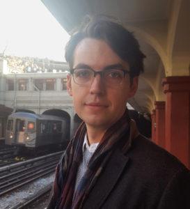 Interview with Author Ethan Aldridge