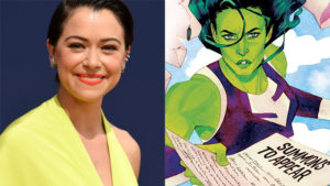 The Geeks OUT Podcast: Tatiana Maslany: Attorney-at-Law