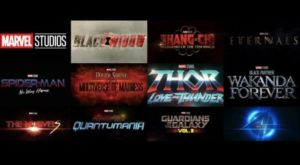 The Geeks OUT Podcast: MCU Phase 4 the Memories