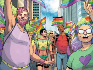DC Pride Anthology Available Now!
